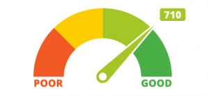 What average credit score is needed for getting approval